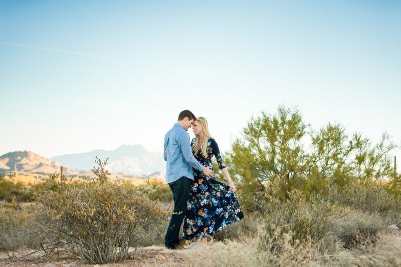 090 - Phoenix Maternity Photographer {Lauren & Cameron}