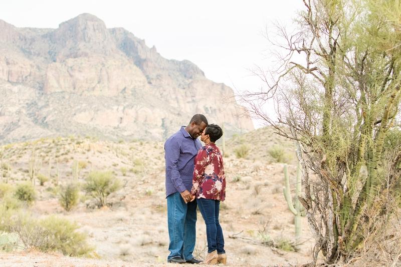 067 - Phoenix Engagement Photography {Ja'Nea & Keith}