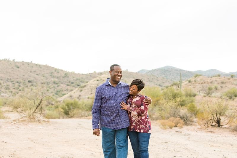 101 1 - Phoenix Engagement Photography {Ja'Nea & Keith}
