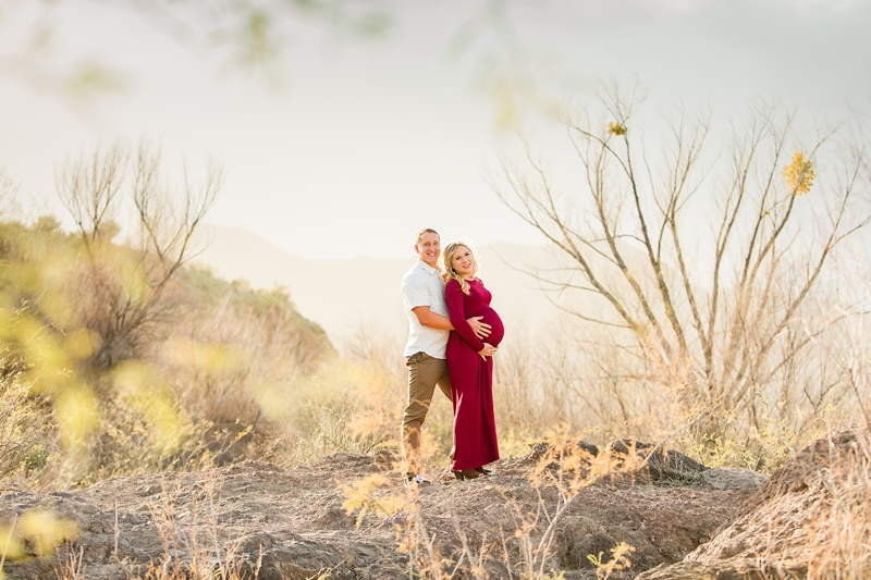 004 - Maternity Photography {Bailey}