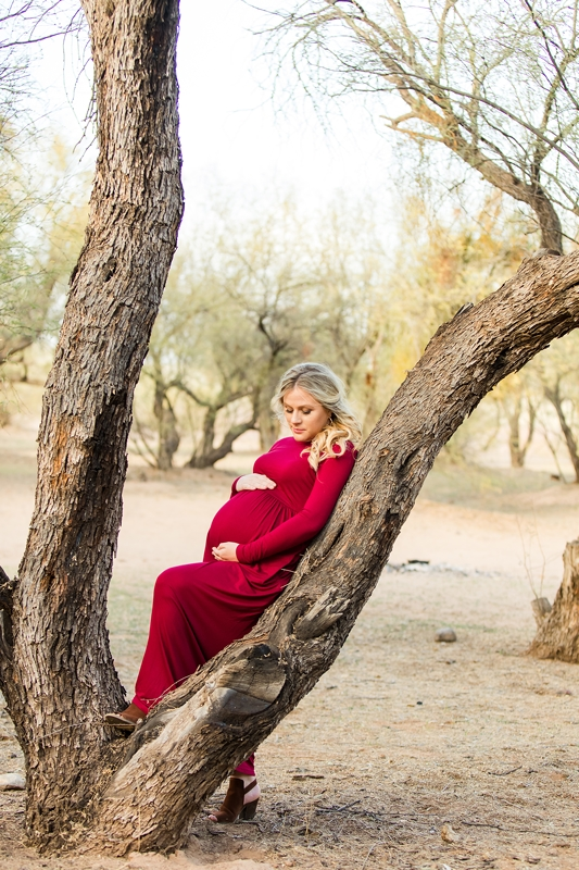 041 - Maternity Photography {Bailey}