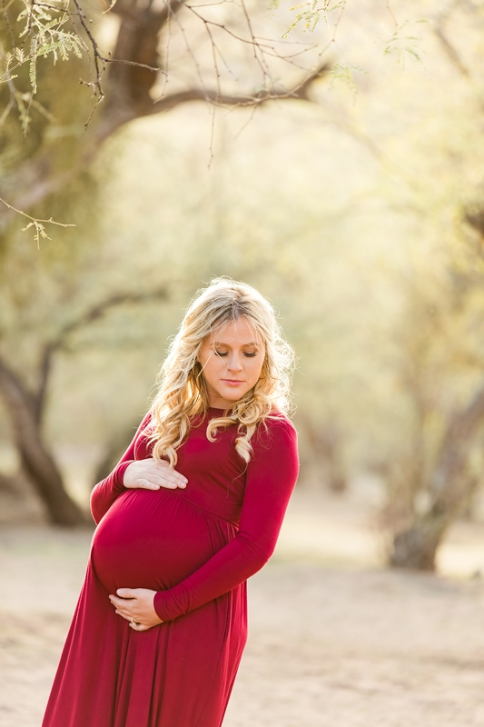 050 - Maternity Photography {Bailey}