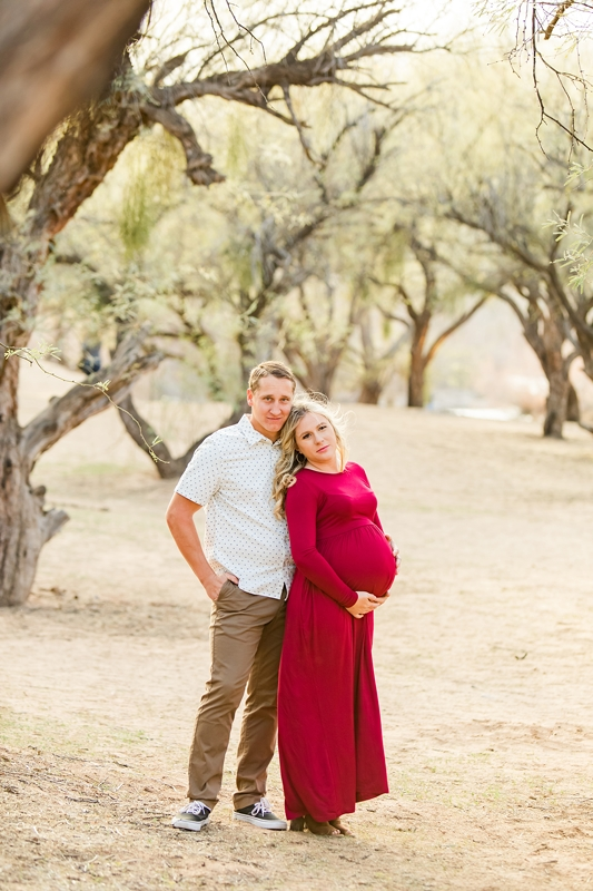 071 - Maternity Photography {Bailey}