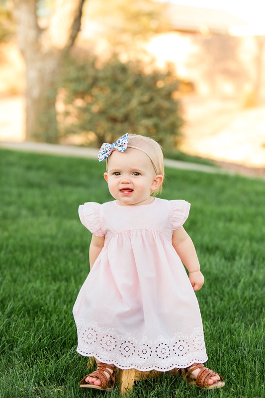 0W4A3141 - Children's Photography {Skye 1 Year}