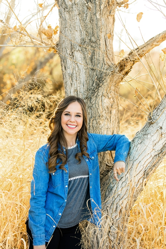 0W4A8054 2 - Gilbert Senior Photos {Kaitlyn}
