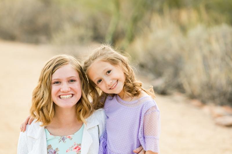 061 - Desert Family