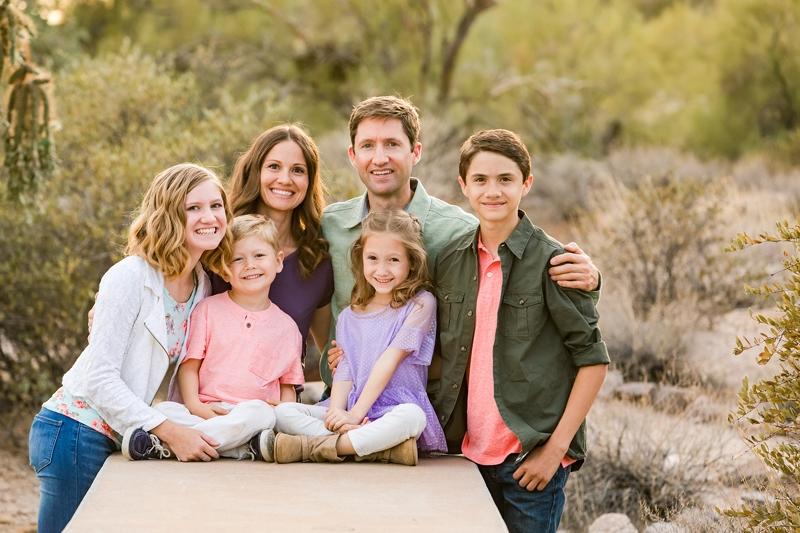 076 - Desert Family
