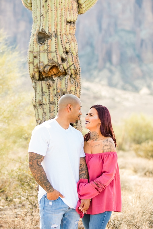 0W4A9171 - Phoenix Engagement Photographer {Robert & Clarise}