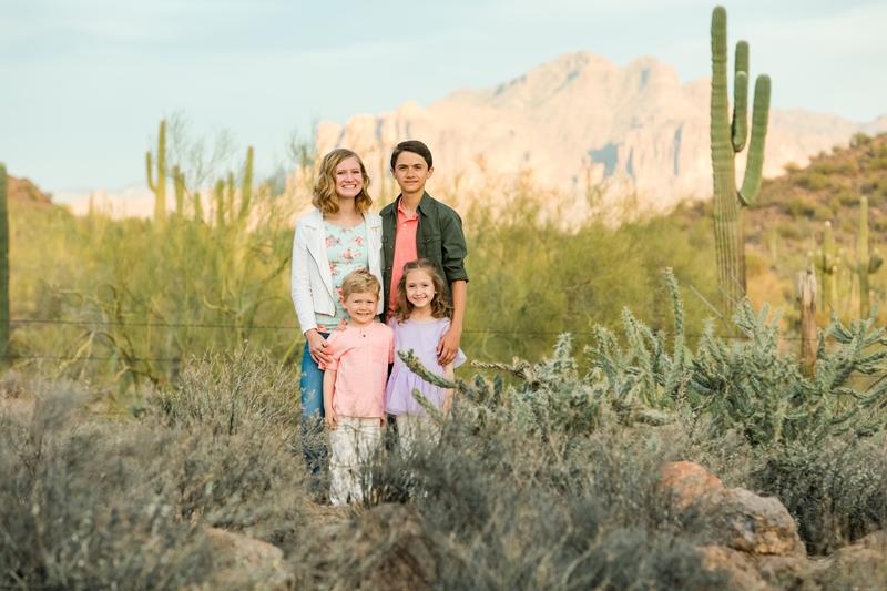 109 - Desert Family