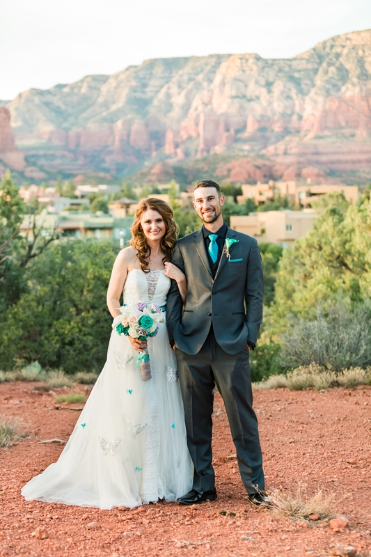 0W4A2956 - Sedona Wedding Photography | Ashley & Michael
