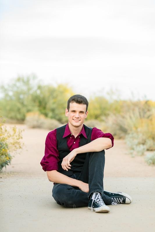 0W4A6858 - AZ Senior Pictures | Josh