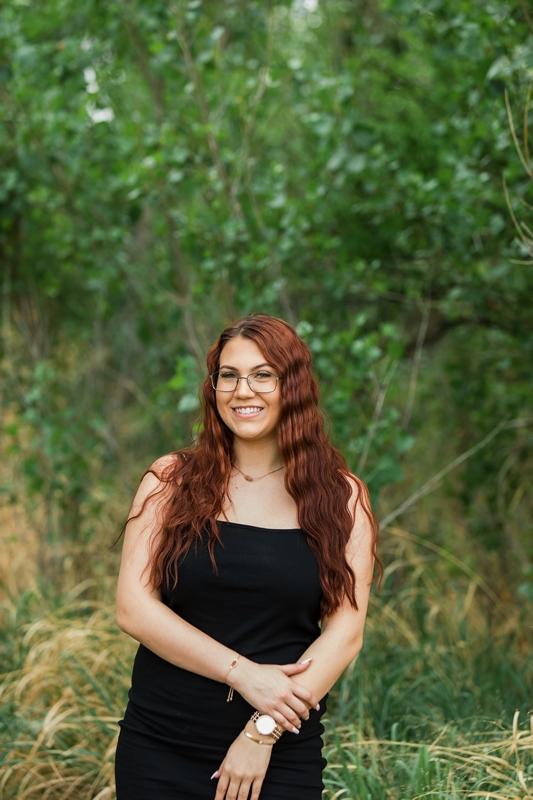 0W4A7192 - Gilbert Senior Photography | Ashley
