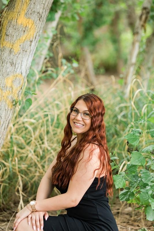 0W4A7233 - Gilbert Senior Photography | Ashley