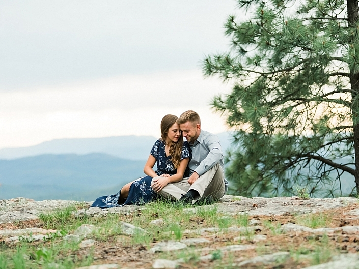 chandler engagement photography