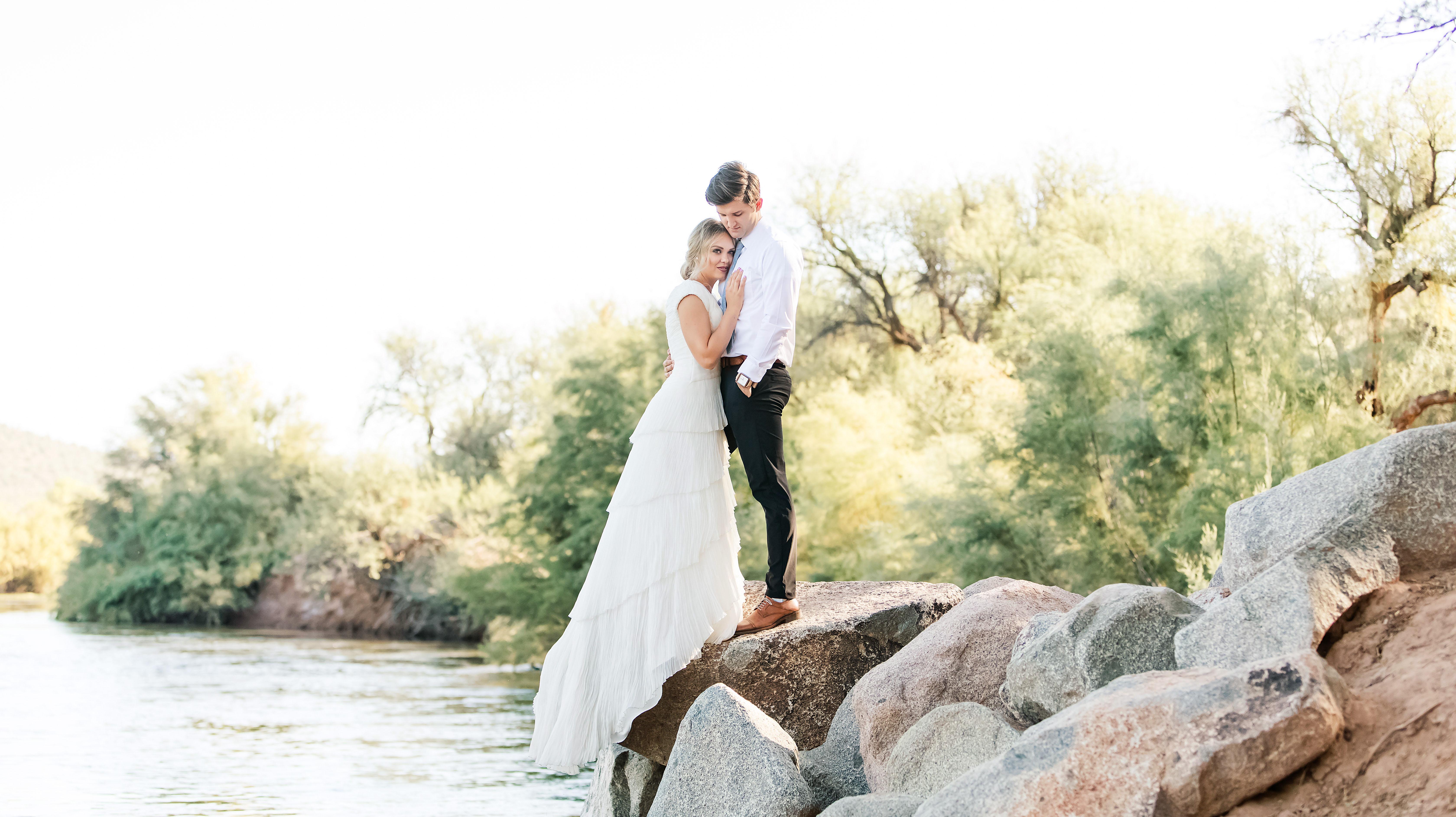 Gilbert wedding photographers