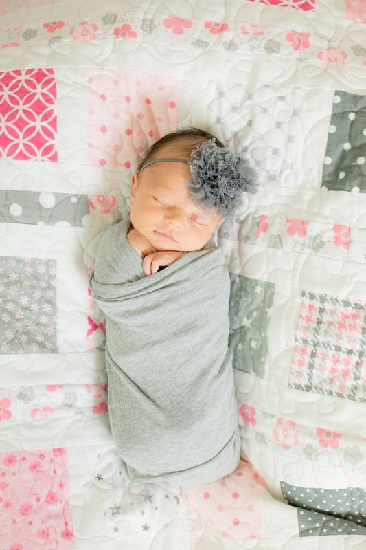 IMG 6425 - Phoenix Newborn Photographer {Faith}