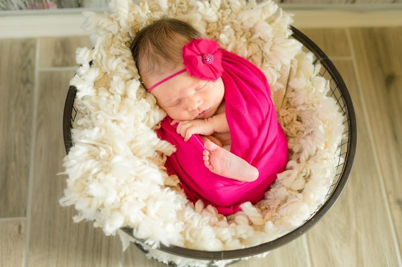 IMG 6455 - Phoenix Newborn Photographer {Faith}