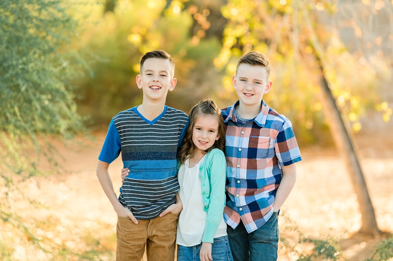 007 - Queen Creek Family Photography {Graham's}