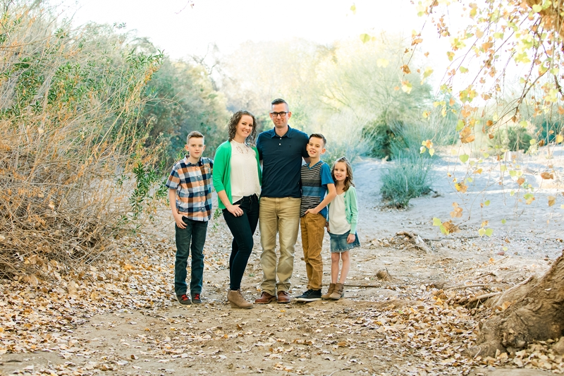 032 - Queen Creek Family Photography {Graham's}