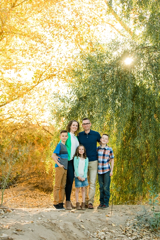 039 - Queen Creek Family Photography {Graham's}