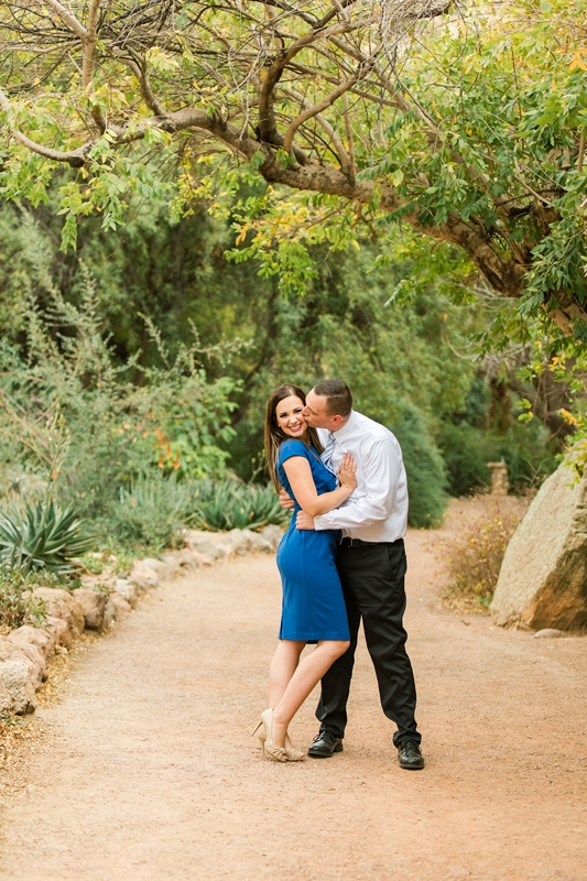 076 - Arizona Engagement Photographer {Josh & Alicia}