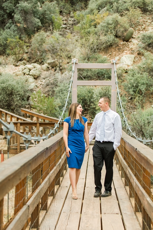 127 - Arizona Engagement Photographer {Josh & Alicia}