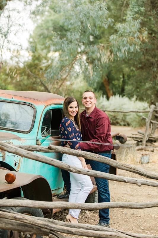 195 - Arizona Engagement Photographer {Josh & Alicia}