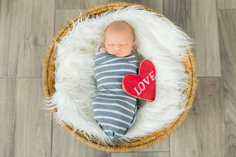 photography of newborn boy