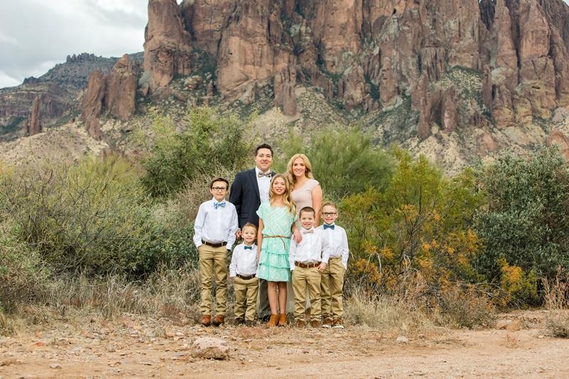 family photos arizona