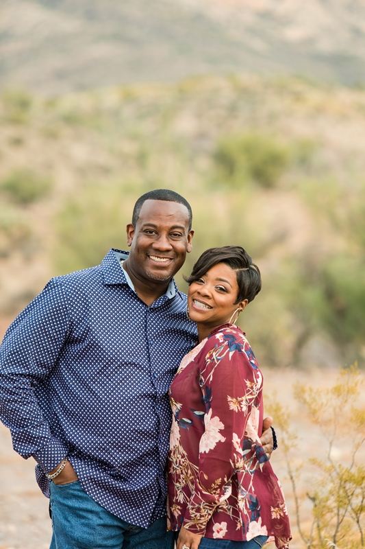 117 - Phoenix Engagement Photography {Ja'Nea & Keith}