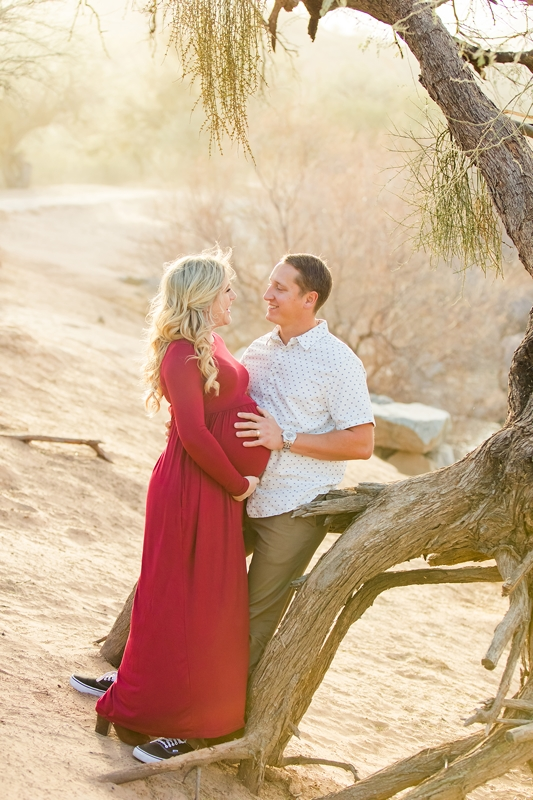 tempe maternity photography