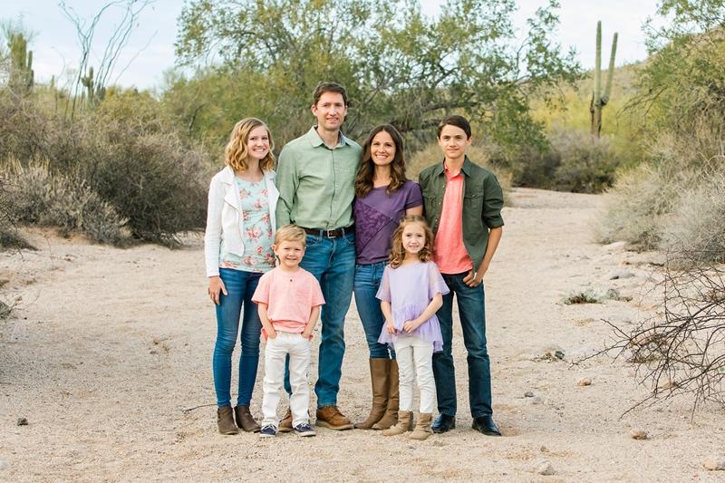 family photography in arizona