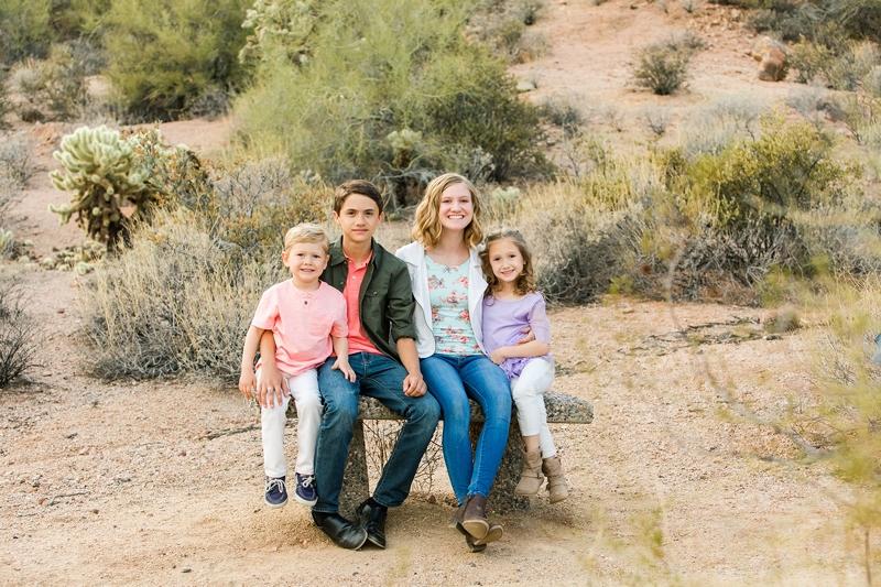 050 - Desert Family