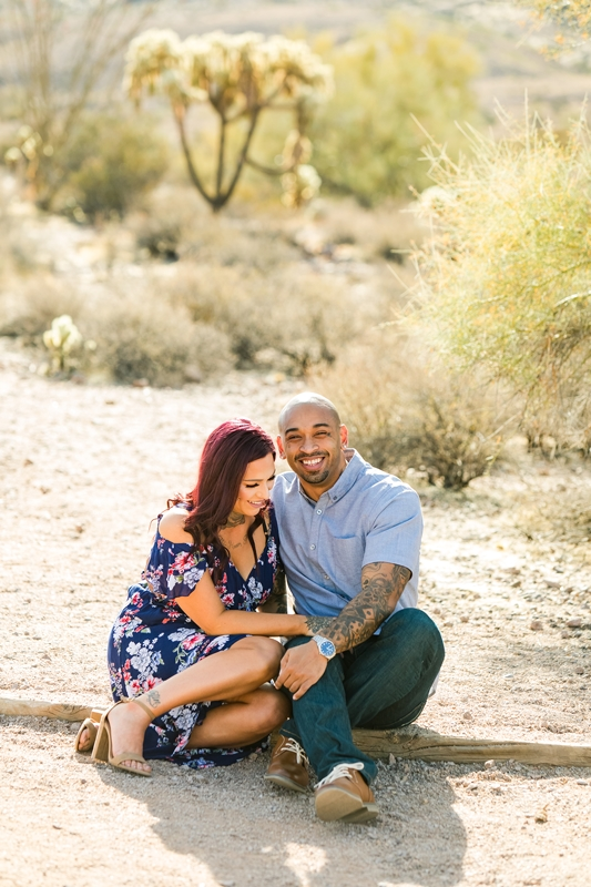 0W4A8739 - Phoenix Engagement Photographer {Robert & Clarise}