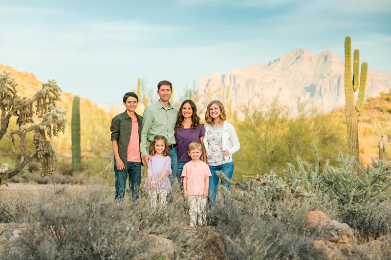 101 - Desert Family