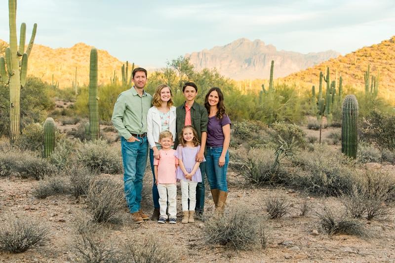 111 - Desert Family