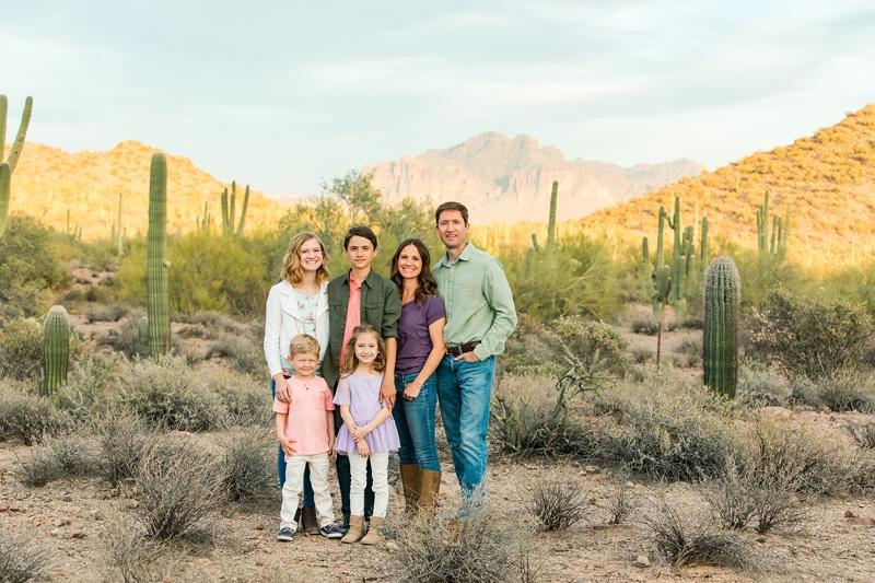 115 - Desert Family
